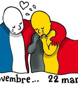 «Un jour noir pour la Belgique, un jour tragique pour l'Europe»