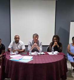 Création d'une nouvelle fédération Alliance centriste à la Réunion