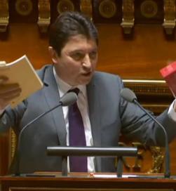 Olivier CADIC: Discussion du Projet de loi « Travail » au Sénat